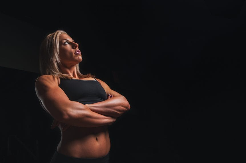 Woman wondering why HGH Therapy